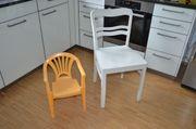 Gartenmöbel Stuhl für Kinder Kunststoff