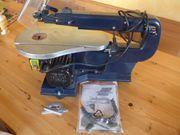 Dekupiersägemaschine King Craft KFZ-400 R