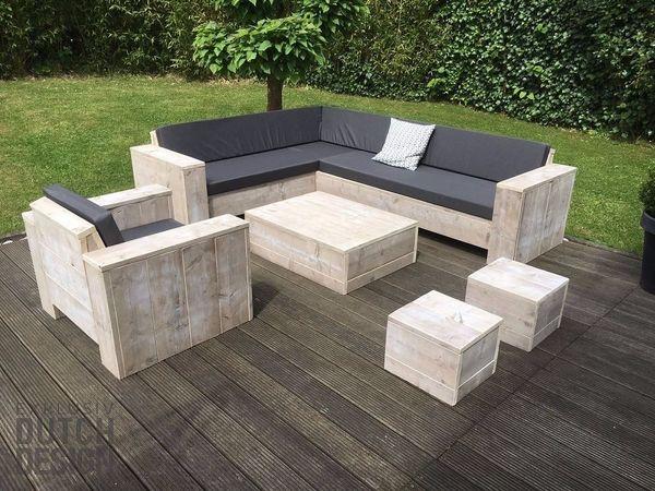 Garten Lounge Set Jever in Haaksbergen - Gartenmöbel kaufen und ...