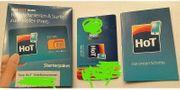 HOT Wertkarte Simkarte Starterpaket mit