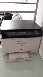 Samsung Drucker/Scanner