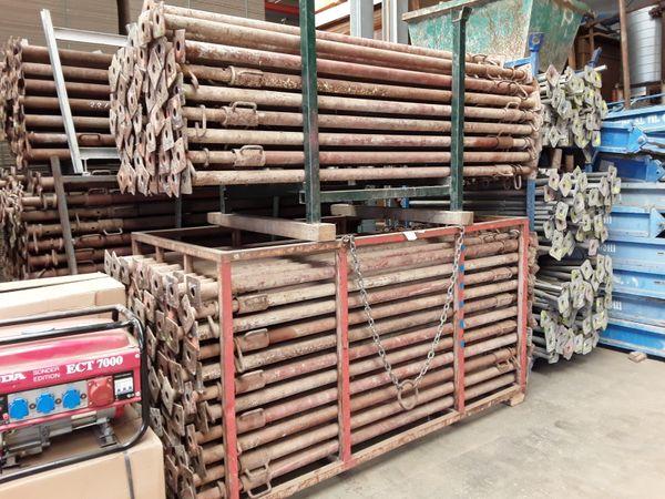 Schwerlaststützen Baustützen Bausprießen Baustempel 220