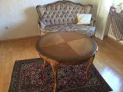 Warrings Sofa und Tisch