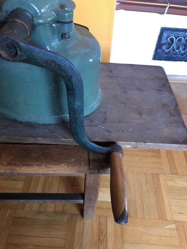 Emmericher Maschinenfabrik Kaffeemühle Mühle Gewürze Heute