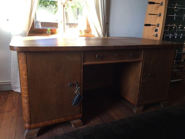 Schreibtisch antik günstig gebraucht kaufen - Schreibtisch ...