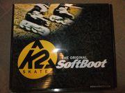 K2 InlineSkate Softboot