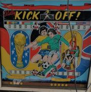 Kick Off Bally 1975 Flipper