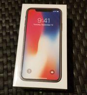 Iphone X 64gb NEU origanal