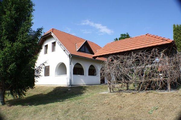 Ungarn Weinberghaus Haus am Balaton