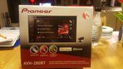 Pioneer Autoradio AVH-