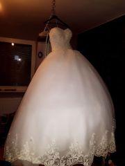 Hochzeitskleid zu verkaufen