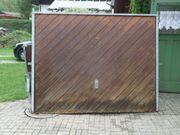 Garagentor Kipp-Schwingtor Sondergröße nur 2mtr