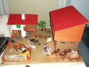 Bauernhof & Weihnachtskrippen