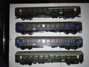 Piko Y Schnellzugwagen der CSD