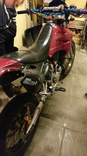 Moped (Motorhisphania Furia