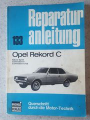 Opel Commodore A A GS
