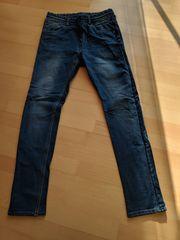 Jeans-Jogginghose 158