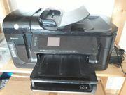 HP Officejet 6500A All-in-One-Drucker gebraucht