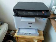 Samsung Farblaserdrucker CLX 3305 W
