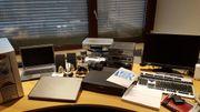 Diverse Elektroniksachen PC s HiFi