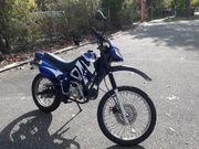 Motocross Enduro Kinroad XT-50gy fahrbereit