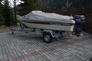 Sportboot mit neuen