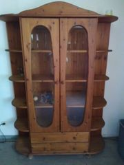 Wohnzimmervitrine Np 499 -EUR