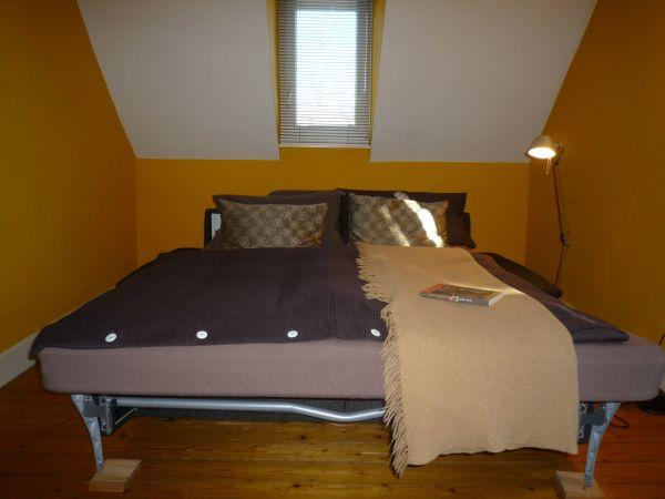 Neuwertiges Schlafsofa Messina ( » Polster, Sessel, Couch