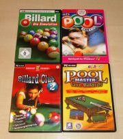 4 tolle Billard-Spiele für PC