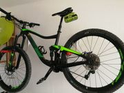 Fast neues MTB Giant Trance