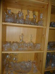Große Kristallsammlung