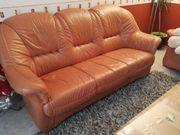 echt Leder Couch -