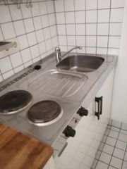 Küchenzeile bestehend aus