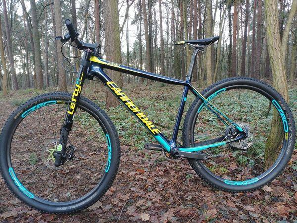 Cannondale F-SI » Mountain-Bikes, BMX-Räder, Rennräder