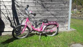 Gebraucht, Puky Fahrrad 18 Zoll gebraucht kaufen  Satteins