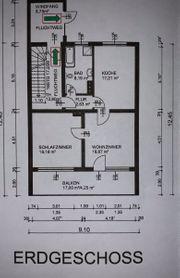 Großzügige 71m2 2 Zi EG-Wohnung
