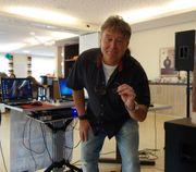 Lege Musik auf DJ George