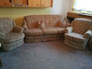 NEU Velur Sessel Sofa Couch