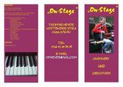Livemusik, DJ, Discothek