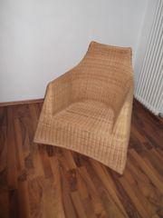Schaukelstuhl von Ikea