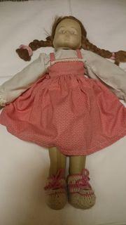 Antike Puppe handgemacht noch aus