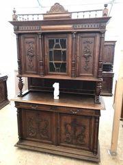 Gründerzeitbuffet Camille Antikes Möbel