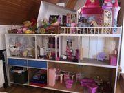Grosses Barbie Puppenhaus