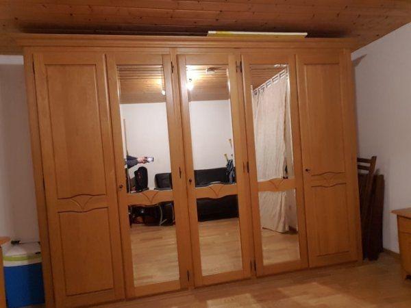 Schlafzimmer echtholz in Bad König - Schränke, Sonstige ...