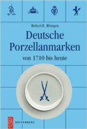 Deutsche Porzellanmarken von