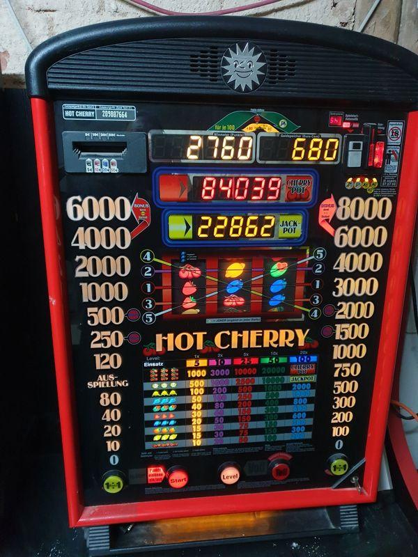 Geldspielautomaten Gebraucht