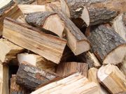 Kaminholz/Brennholz zwei