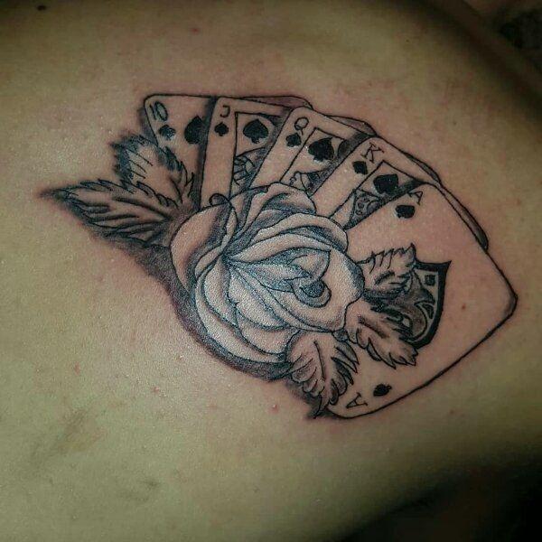 Tattoos auch für die kleinere