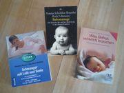 Drei Elternratgeber für