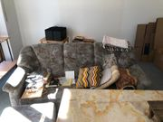 Vintage Sofas zu verschenken